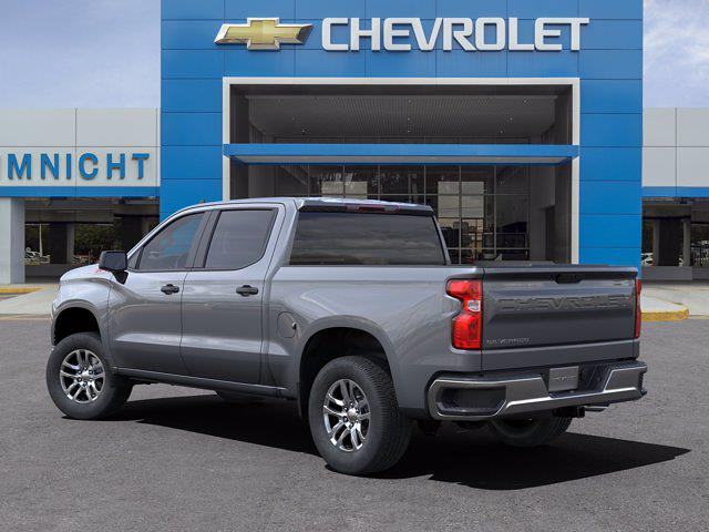 2021 Chevrolet Silverado 1500 Crew Cab 4x4, Pickup #21C1044 - photo 4
