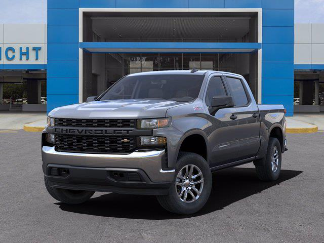 2021 Chevrolet Silverado 1500 Crew Cab 4x4, Pickup #21C1044 - photo 6
