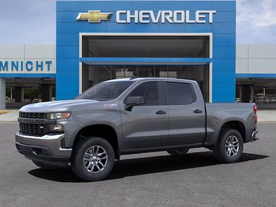 2021 Chevrolet Silverado 1500 Crew Cab 4x4, Pickup #21C1044 - photo 3