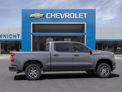2021 Chevrolet Silverado 1500 Crew Cab 4x4, Pickup #21C1044 - photo 5