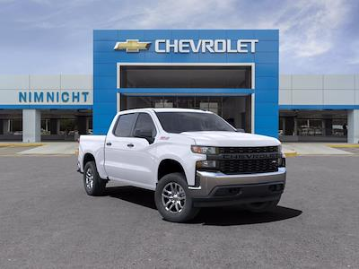2021 Chevrolet Silverado 1500 Crew Cab 4x4, Pickup #21C1046 - photo 1