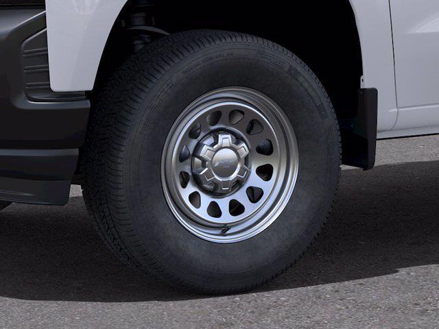 2021 Chevrolet Silverado 1500 Double Cab 4x2, Pickup #21C1093 - photo 5