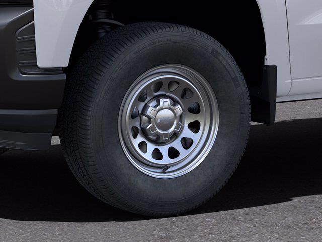 2021 Chevrolet Silverado 1500 Double Cab 4x2, Pickup #21C1114 - photo 4