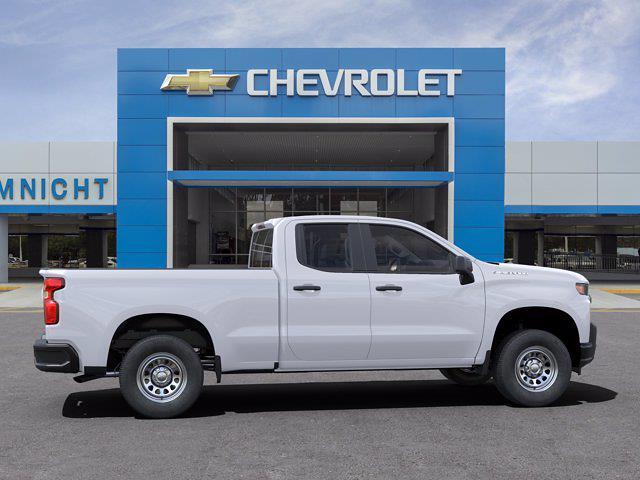 2021 Chevrolet Silverado 1500 Double Cab 4x2, Pickup #21C1115 - photo 9