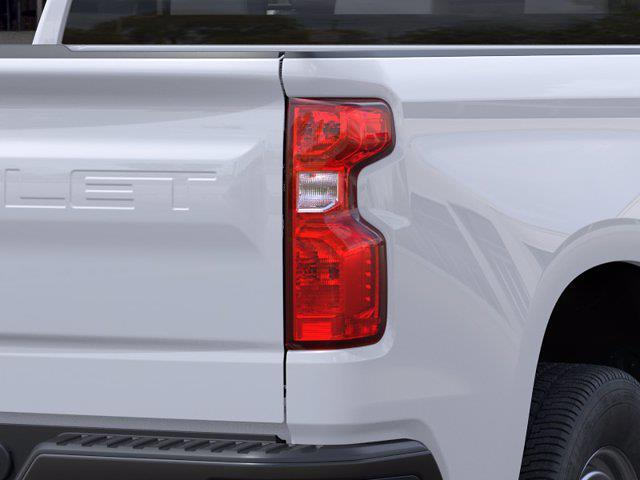 2021 Chevrolet Silverado 1500 Double Cab 4x2, Pickup #21C1115 - photo 8
