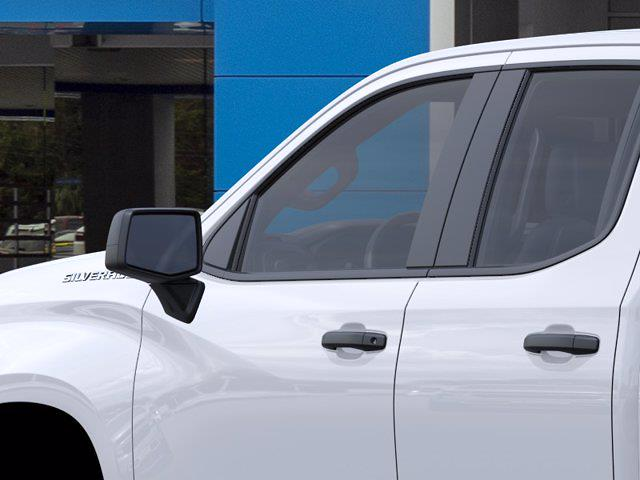 2021 Chevrolet Silverado 1500 Double Cab 4x2, Pickup #21C1121 - photo 10