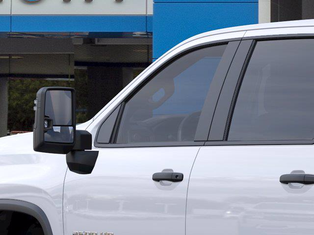 2021 Chevrolet Silverado 2500 Crew Cab 4x2, Pickup #21C1129 - photo 10