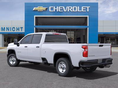 2021 Chevrolet Silverado 2500 Crew Cab 4x2, Pickup #21C1137 - photo 2