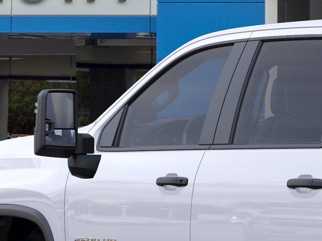 2021 Chevrolet Silverado 2500 Crew Cab 4x4, Pickup #21C1144 - photo 10