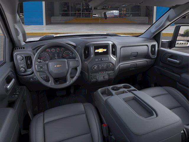 2021 Chevrolet Silverado 2500 Crew Cab 4x4, Pickup #21C1144 - photo 12
