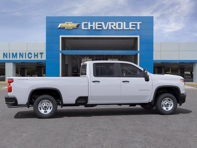 2021 Chevrolet Silverado 2500 Crew Cab 4x4, Pickup #21C1144 - photo 4