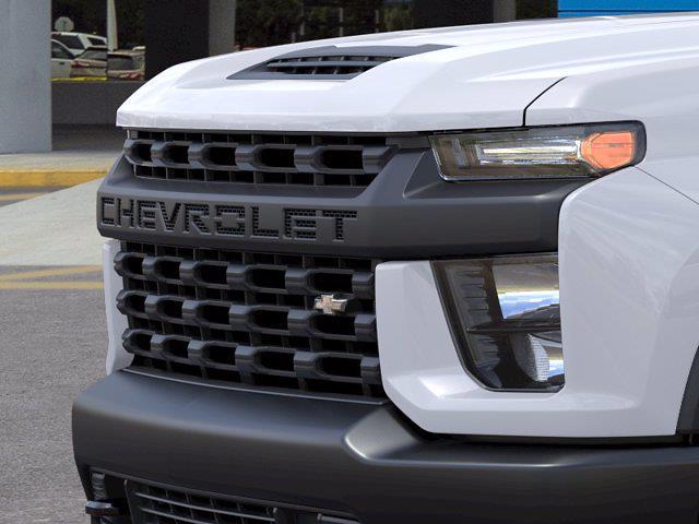 2021 Chevrolet Silverado 2500 Crew Cab 4x4, Pickup #21C1145 - photo 11