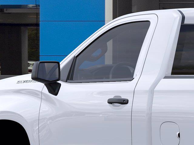 2021 Chevrolet Silverado 1500 Regular Cab 4x2, Pickup #21C1175 - photo 10