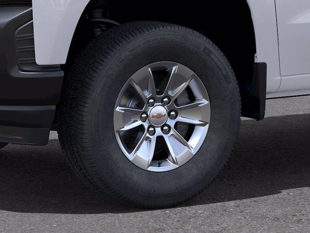 2021 Chevrolet Silverado 1500 Double Cab 4x4, Pickup #21C1196 - photo 5
