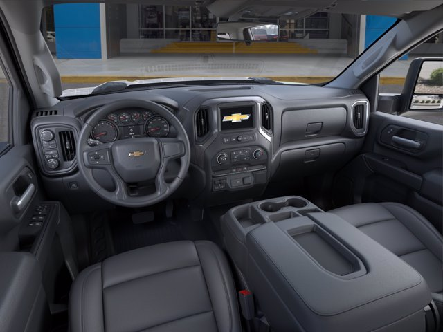 2021 Chevrolet Silverado 2500 Crew Cab 4x4, Pickup #21C123 - photo 12