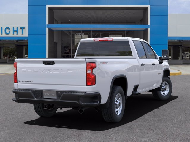 2021 Chevrolet Silverado 2500 Crew Cab 4x4, Pickup #21C123 - photo 2