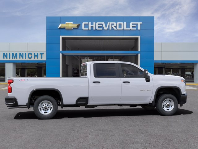 2021 Chevrolet Silverado 2500 Crew Cab 4x4, Pickup #21C123 - photo 5