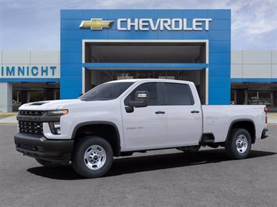 2021 Chevrolet Silverado 2500 Crew Cab 4x4, Pickup #21C123 - photo 3