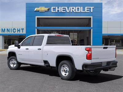 2021 Chevrolet Silverado 2500 Crew Cab 4x4, Pickup #21C123 - photo 4