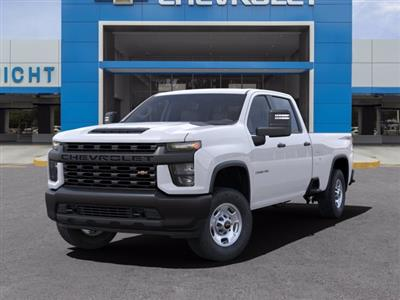 2021 Chevrolet Silverado 2500 Crew Cab 4x4, Pickup #21C123 - photo 6