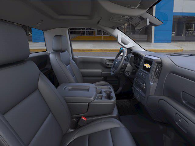 2021 Chevrolet Silverado 1500 Regular Cab 4x4, Pickup #21C1235 - photo 14
