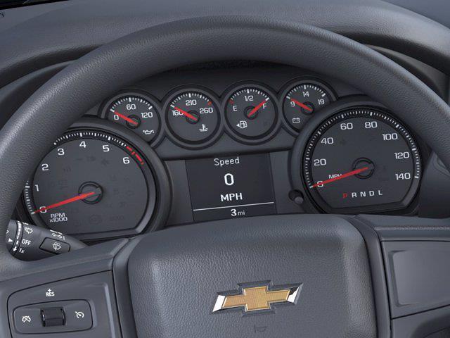 2021 Chevrolet Silverado 1500 Regular Cab 4x4, Pickup #21C1235 - photo 15