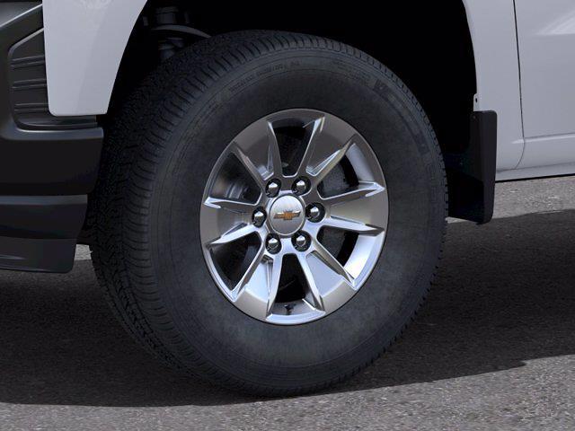 2021 Chevrolet Silverado 1500 Regular Cab 4x4, Pickup #21C1235 - photo 5