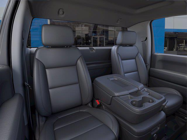 2021 Chevrolet Silverado 1500 Regular Cab 4x4, Pickup #21C1236 - photo 13