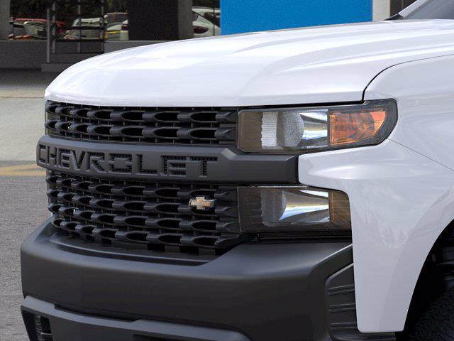 2021 Chevrolet Silverado 1500 Regular Cab 4x4, Pickup #21C1237 - photo 11