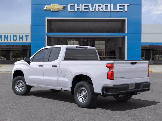 2021 Chevrolet Silverado 1500 Double Cab 4x2, Pickup #21C1273 - photo 1