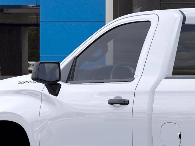 2021 Chevrolet Silverado 1500 Regular Cab 4x2, Pickup #21C1293 - photo 10