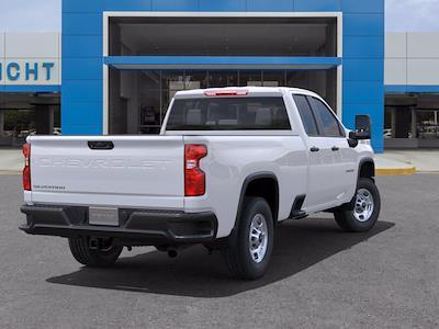 2021 Chevrolet Silverado 2500 Double Cab 4x2, Pickup #21C1355 - photo 20