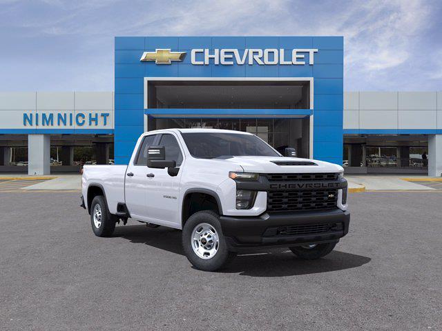 2021 Chevrolet Silverado 2500 Double Cab 4x2, Pickup #21C1371 - photo 1