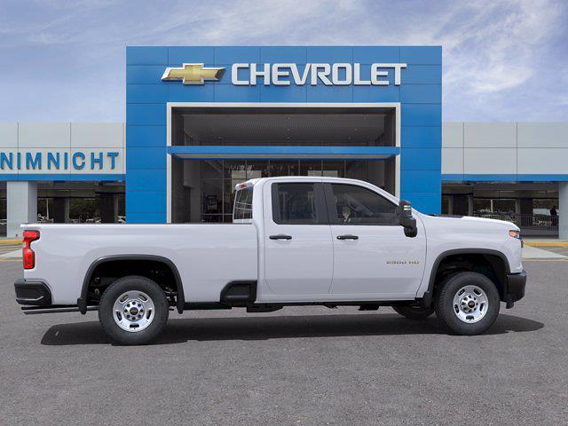 2021 Chevrolet Silverado 2500 Double Cab 4x2, Pickup #21C1371 - photo 4