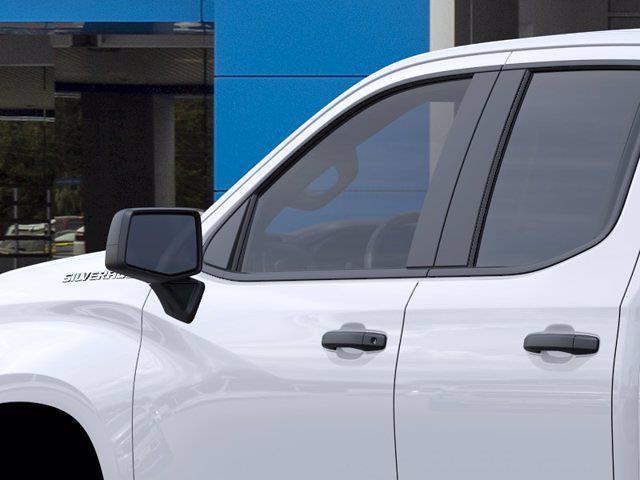2021 Chevrolet Silverado 1500 Double Cab 4x2, Pickup #21C1383 - photo 9