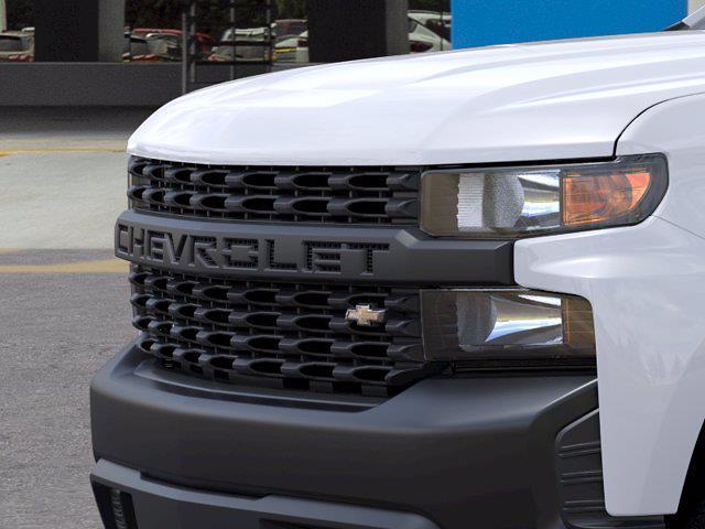2021 Chevrolet Silverado 1500 Double Cab 4x2, Pickup #21C1383 - photo 10