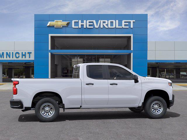2021 Chevrolet Silverado 1500 Double Cab 4x2, Pickup #21C1383 - photo 8