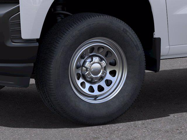 2021 Chevrolet Silverado 1500 Double Cab 4x2, Pickup #21C1417 - photo 5