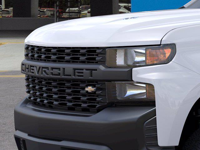 2021 Chevrolet Silverado 1500 Crew Cab 4x2, Pickup #21C1424 - photo 11