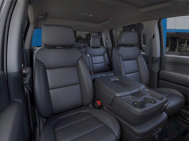 2021 Chevrolet Silverado 1500 Crew Cab 4x2, Pickup #21C1424 - photo 13