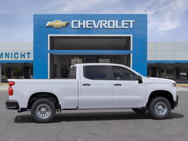 2021 Chevrolet Silverado 1500 Crew Cab 4x2, Pickup #21C1424 - photo 9