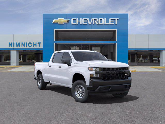 2021 Chevrolet Silverado 1500 Crew Cab 4x2, Pickup #21C1429 - photo 1
