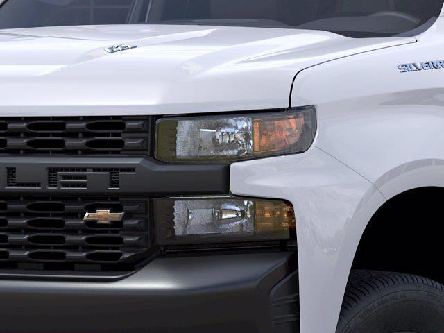 2021 Chevrolet Silverado 1500 Crew Cab 4x2, Pickup #21C1433 - photo 7