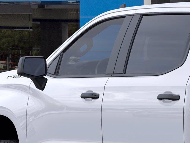 2021 Chevrolet Silverado 1500 Crew Cab 4x2, Pickup #21C1442 - photo 10