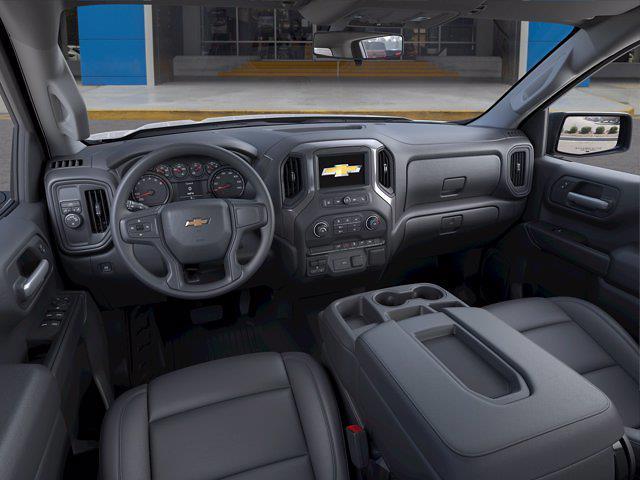 2021 Chevrolet Silverado 1500 Crew Cab 4x2, Pickup #21C1448 - photo 12