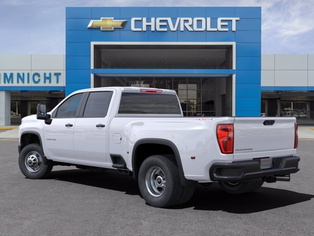 2021 Chevrolet Silverado 3500 Crew Cab 4x4, Pickup #21C152 - photo 4