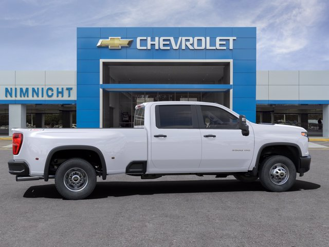 2021 Chevrolet Silverado 3500 Crew Cab 4x4, Pickup #21C152 - photo 5
