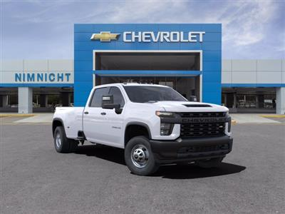2021 Chevrolet Silverado 3500 Crew Cab 4x4, Pickup #21C152 - photo 1