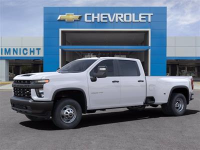 2021 Chevrolet Silverado 3500 Crew Cab 4x4, Pickup #21C152 - photo 3