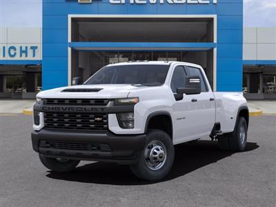 2021 Chevrolet Silverado 3500 Crew Cab 4x4, Pickup #21C152 - photo 6